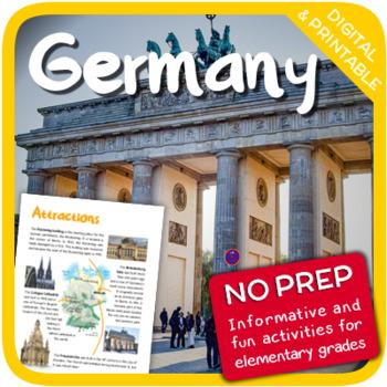 Germany (Fun stuff for elementary grades)