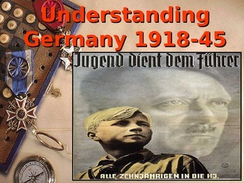 Germany Quiz 1918 to 1945 Full Unit