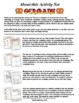 Germany Themed Activity Packet / Worksheet Set + Flashcards