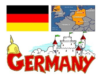 GERMANY UNIT (GRADES 4 - 8)