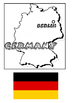 Germany Word Search
