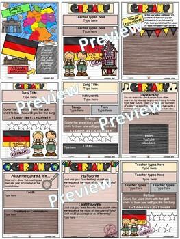 Germany World Music Digital Passport