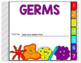 Germs: Bacteria and Viruses Flip Book and Interactive Notebook