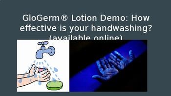 Germs Everywhere Petri Dish Sampling Lab & Hand-washing Germs Simulation