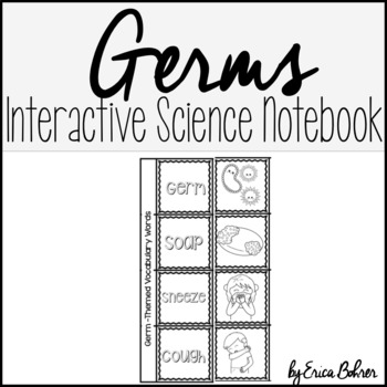 Germs Interactive Science Notebook