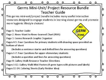 Germs Mini-Project/Unit