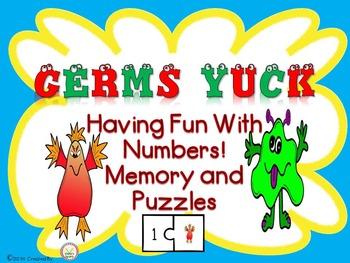Germs Yuck Bundle
