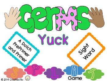 Germs Yuck Preprimer/Primer Splat