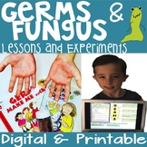 Germs and Fungus Lessons and Experiments