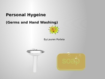 Germs and Washing Hands