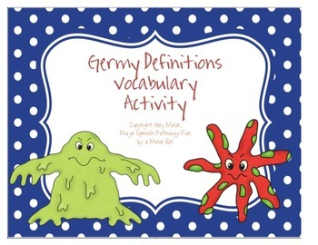 Speech Therapy: Germy Definitions
