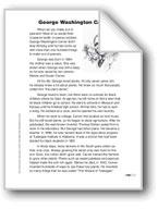 Geroge Washington Carver (Lexile 710)