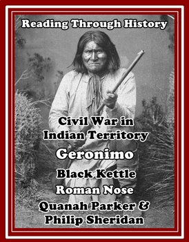 Geronimo, Black Kettle, and Roman Nose