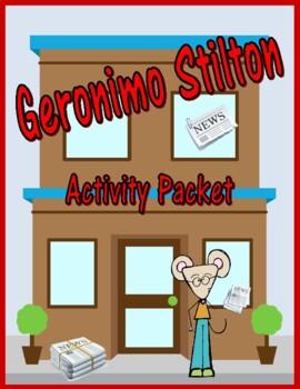 Geronimo Stilton Book List Printable