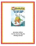 Geronimo Stilton: I'm Too Fond of My Fur Writing Journal