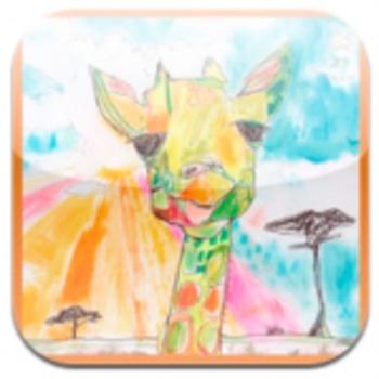 Gerry the Giraffe