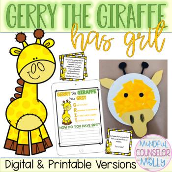 Gerry the Giraffe Has Grit