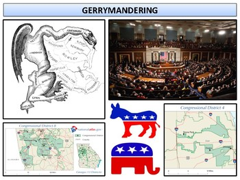Gerrymandering - Mini Unit