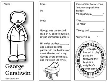 Gershwin Trifold
