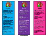 Gerunds - Interactive Bookmarks