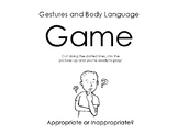 Gestures and Body Language: A Game!