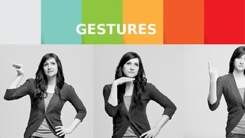 Gestures in different contries