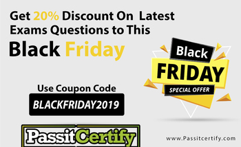 Get 2019 Black Friday Discount Offer NS0-160 NetApp Exam Questions
