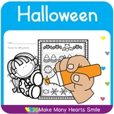 Get 3 for 2: Halloween Repeating Patterns Worksheets
