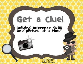 Get A Clue Inferencing Pages