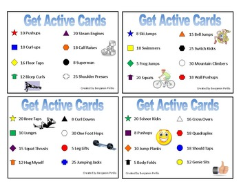 Get Active Cards