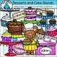 Get Baking Clip Art Multi-Pack - Chirp Graphics