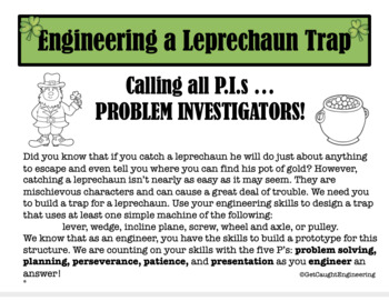STEM the Leprechaun Trap!