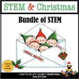 December STEM Activities Bundle