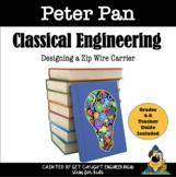 STEM Zip Wire : Get Caught Engineering with Peter Pan