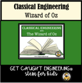 Wizard of Oz Tornados and Structures | A STEM Challenge Activity