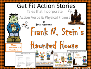 Get Fit Action Stories: Frank N. Stein's Haunted House