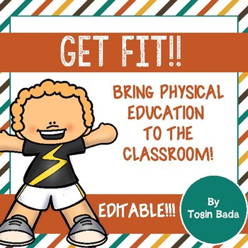 Get Fit! (Exercise Brain Break)