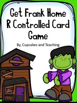 Get Frank Home~ R-Controlled Card Game