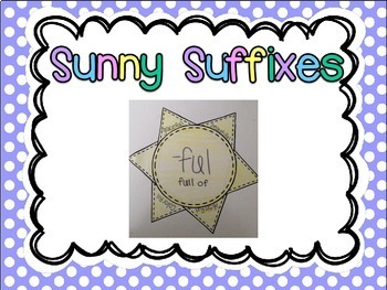 Get Funky with Prefixes and Suffixes {Common Core}