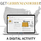 Get Gerrymandered!: A Digital Map Activity #weholdthesetruths #kindnessnation