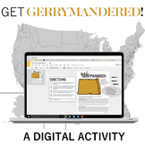 Get Gerrymandered!: A Digital Map Activity