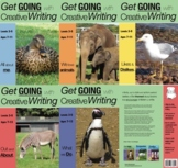 Get Going With Creative Writing (Complete Series books 1-5) 7-11 years