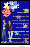 Get Hired: Career and Job Skill Poster