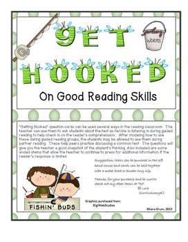 """Get Hooked"" on Good Reading Skills"