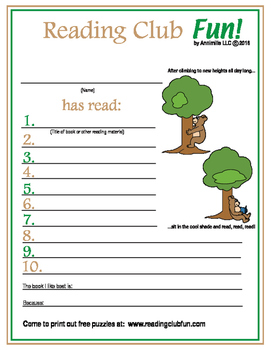Get Hooked on a Book Reading Log and Certificate Set