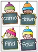 Get It Together {Guided Reading} Winter Edition (Dolch Word Cards)