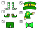 Get Leprechaun Dressed (an open-ended game)