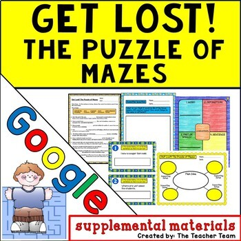 get lost the puzzle of mazes journeys 5th grade unit 6 lesson 30