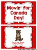 Get Movin' for Canada Dance FREEBIE!