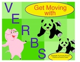 Get Moving with Verbs - Great Language Arts Hands on Activity